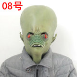 Novelty Fancy Dress Costume Latex Human Face Halloween Mask
