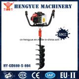 Ground Hole Earth Auger Drill Approved CE