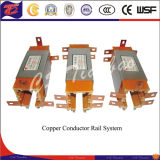 Enclosed Copper Bus Rail System