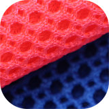 A1656 Latest Arrive and Free Sample Polyester Sports Mesh Fabric