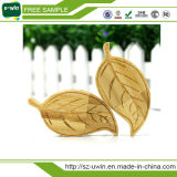 Leaf Wood 128GB USB Memory Disk with Free Logo