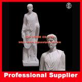 Marble Sculpture Stone Carving Marble Statue - Caesar Augustus