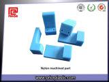 Blue Nylon Machined Precision Part