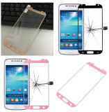 Full Color Tempered Glass Protector Screen for Samsung S4 I9500