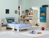 Factory Price Pj Teenager Kids Bedroom Furniture #1304