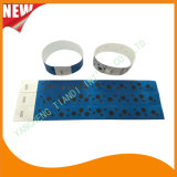 Tyvek Entertainment Custom Party VIP Paper ID Wristbands (E3000-1-67)