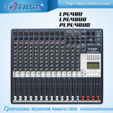 High Performance Teyun Pl14/4rud Mixing Console Series with 3-Band EQ