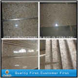 Discount Polished G682 Yellow/Gold Granite Kitchen Floor Tiles