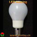 A60 9 Watt LED Bulb Full Beam Angle PC Lampshade