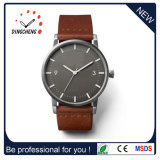 High Quality Fashion Japan Movement Steel Back Alloy Watch (DC-080)