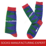 Mercerised Sock With Anti-Slip Treated (UBUY-103)