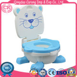 Colorful Printing Plastic Baby Potty