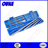12 Piece SDS Plus Hammer Drill Bit & Chisel Set