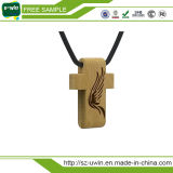 Wooden Cross 16GB USB Pen Drive Flash Memory