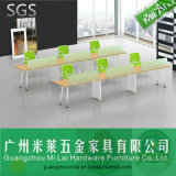 Best Price Popular Table Leg Office Partition Workstation Office Table