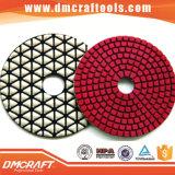 High Efficience and Durble Dry/Wet Diamond Polishing Pad