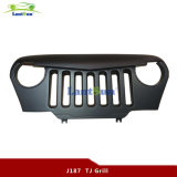Black ABS Front Grille for Jeep Wrangler Tj