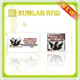 Full Color Business Printing Plastic PVC RFID Smart Gift Card