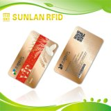 Dual Frequency RFID PVC Contactless Hybrid Card (125kHz+13.56MHz)