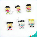 Cute Boys and Girls Slider Charms Wholesale (SC16040938)