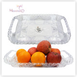 Plastic Fruit Plate, Fruit Dish, Fruit Serving Tray