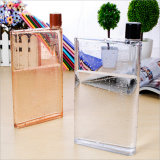 430ml Fashion A5 Memo Notebook Plastic PC Water Bottle (DC-A5MEMO)