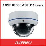 3.0MP Dome Vandal-Proof Security CCTV Mini IP Camera
