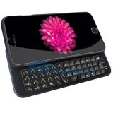 Top Sale Mini Wireless Keyboard for iPhone6, Bluetooth Keyboard Case for iPhone, High-Tech Wireless Keyboard