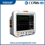 Ce Certified High Qualified Medical Equipment Patient Monitor