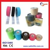 5cm*5m New Adhesive Therapy Synthetic Sport Kinesiology Tape