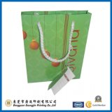 Customized Mini Paper Gift Bag with Gift Tag