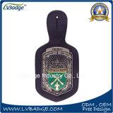 Genuine Leather Key Holder for Custom Own Logo