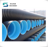 HDPE Double Wall Corrugated Drainage Plastic Pipe