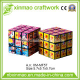 5.7cm Rubiks Cube with Full Color Logo for Promo