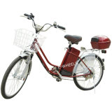 200W/250W E-Bicycle Lead-Acid Electric Bicycle for Girls (EB-070)