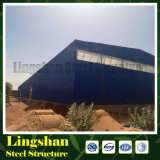 Africa Pre-Engineered Steel Structure Warehouse (LS-SS-071)