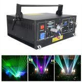 4000MW RGB Animation or Beam Stage Ilda Laser Lights