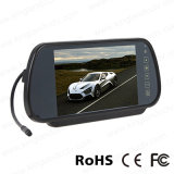 7inch LCD Widescreen Car Rearview Mirror Monitor with Touch Button