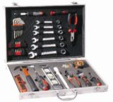 113 PCS Multi Manual Auto Repairing Tool in Aluminum Case