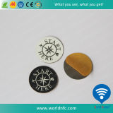 2016 Newest 13.56MHz Ntag213 RFID Smart Coin Card
