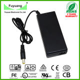 Output 6.5A 12V Li-ion Battery Charger for Safety Security Products
