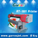 8 Colors 6FT Roll to Roll 1.8m Tarpaulin Banner PVC Printer with 1440dpi