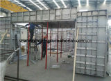 Aluminum Handset Concrete Formwork for High-Rise Building