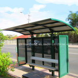 Bus Station for Street Furniture