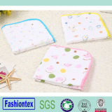100% Cotton Small Hand Towels Muslin Face Towel Kids Soft Towel