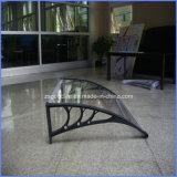 Factory Wholesale Euro-Design DIY 90X270cm Plastic Polycarbonate Awning