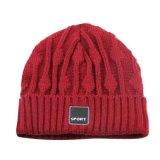 2017 New Hot Sale 100% Wool Knit Beanie Toque Hat