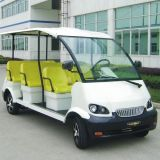 Marshell CE Certified Electric Sight Seeing Car with 8 Seats (DN-8)