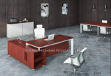Modern Design Executive Office Desk Commercial CEO Office Table (HF-YZL002)
