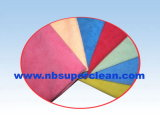 Best Price Colorful Recycled Microfiber Cleaning Cloth Auto Microfiber Towel (CN3601)